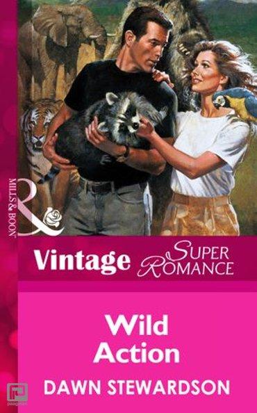 Wild Action (Mills & Boon Vintage Superromance)