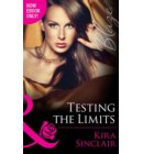 Testing the Limits (Mills & Boon Blaze) (Uniformly Hot!, Book 50) - Uniformly Hot!