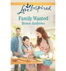 Family Wanted (Mills & Boon Love Inspired) (Willow's Haven, Book 1) - Willow's Haven