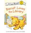 Biscuit Loves the Library - My First I Can Read