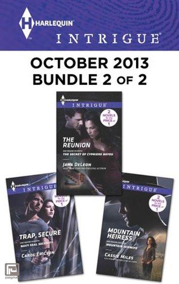 Harlequin Intrigue October 2013 - Bundle 2 of 2