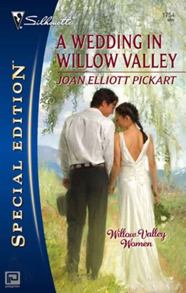 A Wedding in Willow Valley - Willow Valley Women