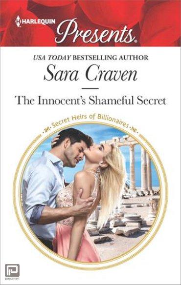 The Innocent's Shameful Secret - Secret Heirs of Billionaires