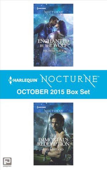 Harlequin Nocturne October 2015 Box Set