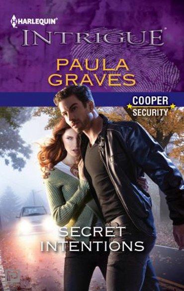 Secret Intentions - Cooper Security