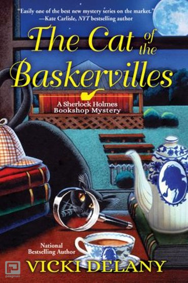 The Cat of the Baskervilles - A Sherlock Holmes Bookshop Mystery