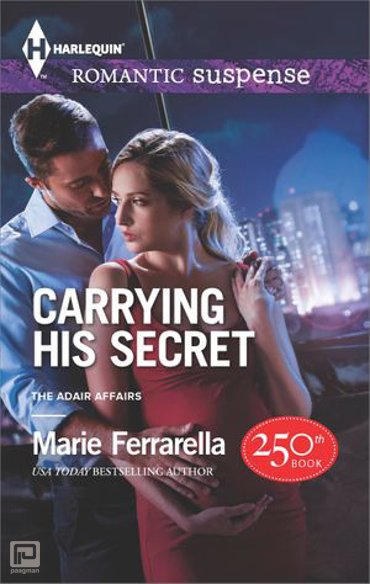 Carrying His Secret - The Adair Affairs