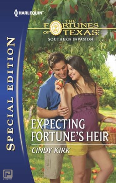 Expecting Fortune's Heir - The Fortunes of Texas: Southern Invasion
