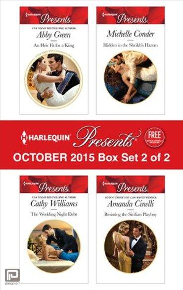 Harlequin Presents October 2015 - Box Set 2 of 2