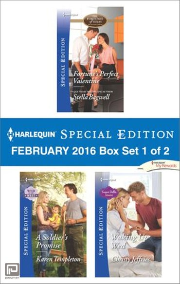 Harlequin Special Edition February 2016 - Box Set 1 of 2