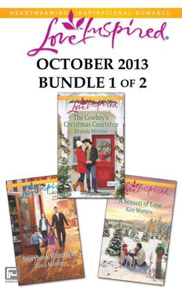 Love Inspired October 2013 - Bundle 1 of 2