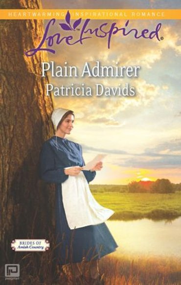 Plain Admirer - Brides of Amish Country
