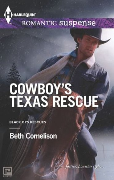 Cowboy's Texas Rescue - Black Ops Rescues