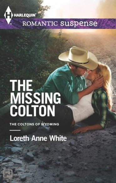 The Missing Colton - The Coltons of Wyoming