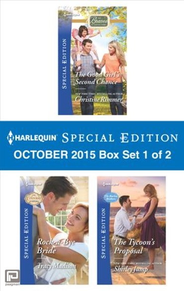 Harlequin Special Edition October 2015 - Box Set 1 of 2