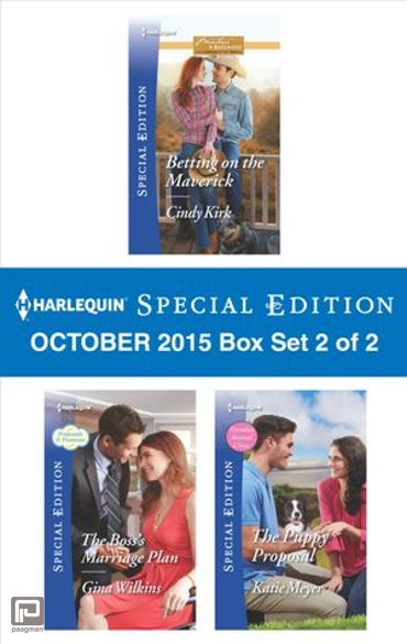 Harlequin Special Edition October 2015 - Box Set 2 of 2