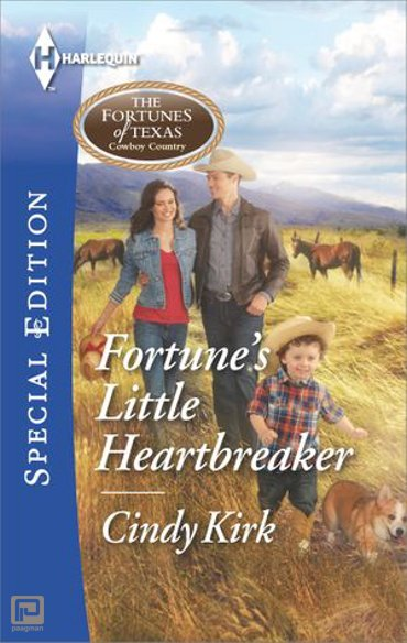 Fortune's Little Heartbreaker - The Fortunes of Texas: Cowboy Country