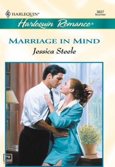 MARRIAGE IN MIND