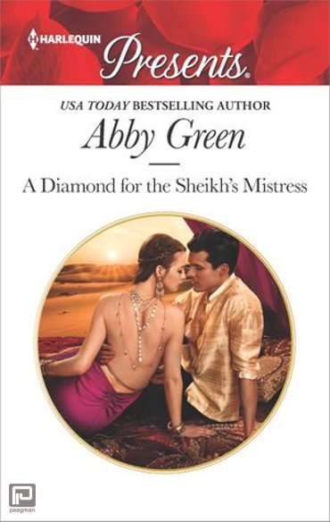 A Diamond for the Sheikh's Mistress - Rulers of the Desert