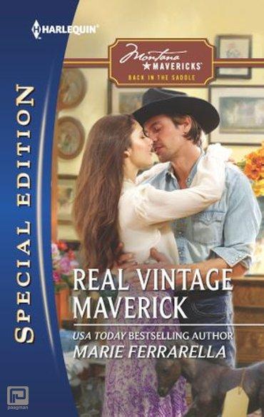 Real Vintage Maverick - Montana Mavericks: Back in the Saddle