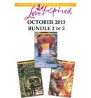 Love Inspired October 2013 - Bundle 2 of 2