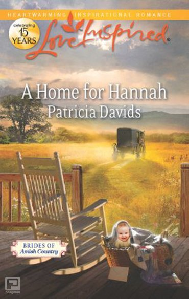 A Home for Hannah - Brides of Amish Country