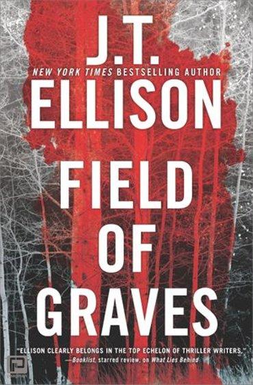 Field of Graves - A Taylor Jackson Novel