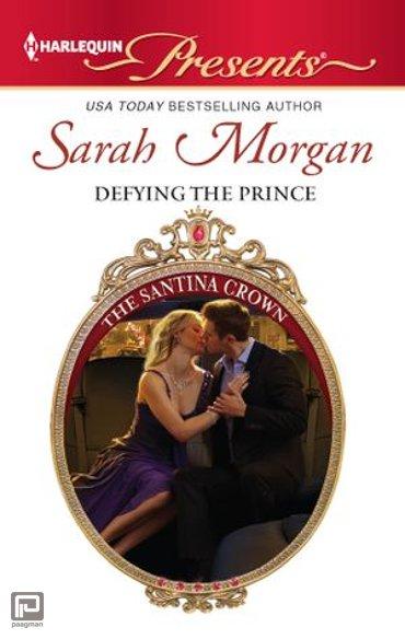 Defying the Prince - The Santina Crown