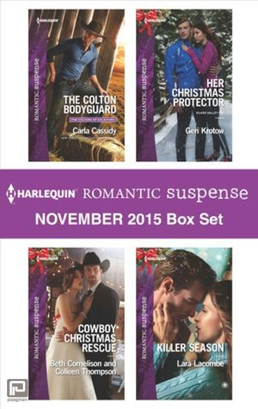 Harlequin Romantic Suspense November 2015 Box Set
