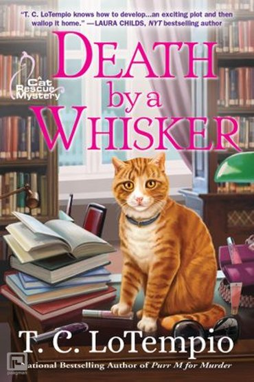 Death by a Whisker - A Cat Rescue Mystery