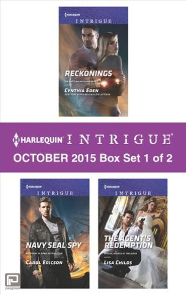 Harlequin Intrigue October 2015 - Box Set 1 of 2