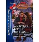 A Maverick for the Holidays - Montana Mavericks: Back in the Saddle