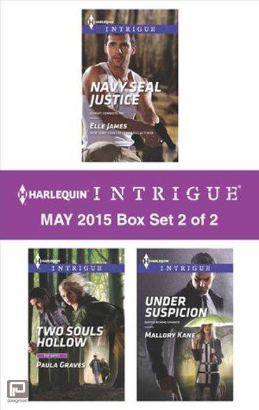 Harlequin Intrigue May 2015 - Box Set 2 of 2