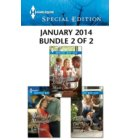 Harlequin Special Edition January 2014 - Bundle 2 of 2