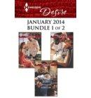 Harlequin Desire January 2014 - Bundle 1 of 2