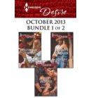 Harlequin Desire October 2013 - Bundle 1 of 2