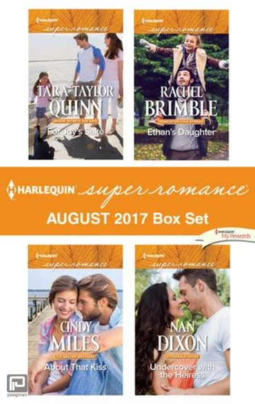 Harlequin Superromance August 2017 Box Set