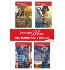 Harlequin Blaze September 2016 Box Set
