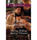 Marcus Wilding: Duke of Pleasure