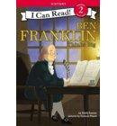 Ben Franklin Thinks Big - I Can Read