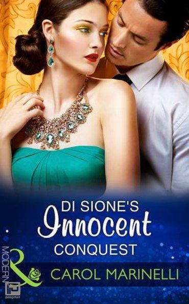 Di Sione's Innocent Conquest (Mills & Boon Modern) (The Billionaire's Legacy, Book 1) - The Billionaire's Legacy