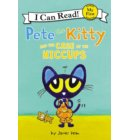 Pete the Kitty and the Case of the Hiccups - My First I Can Read