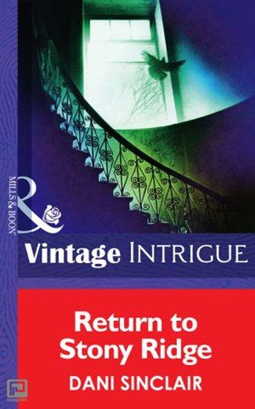 Return To Stony Ridge (Mills & Boon Intrigue) (Eclipse, Book 14) - Eclipse