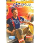Meeting Mr. Right (Mills & Boon Love Inspired) (Email Order Brides, Book 4) - Email Order Brides