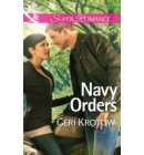 Navy Orders (Mills & Boon Superromance) (Whidbey Island, Book 2) - Whidbey Island