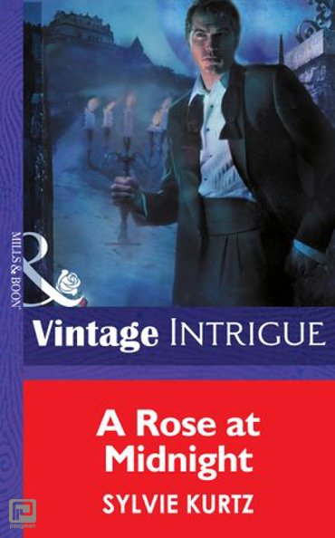 A Rose At Midnight (Mills & Boon Intrigue) (Eclipse, Book 6) - Eclipse