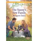 The Nanny's New Family (Mills & Boon Love Inspired) (Caring Canines, Book 4) - Caring Canines