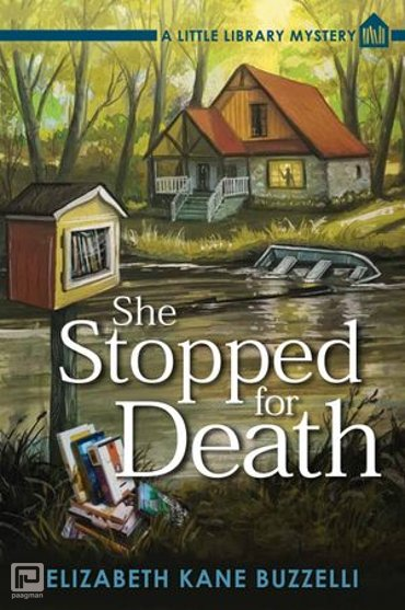 She Stopped for Death - A Little Library Mystery