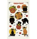 Cavallini & Co halloween theedoek - Trick or Treat