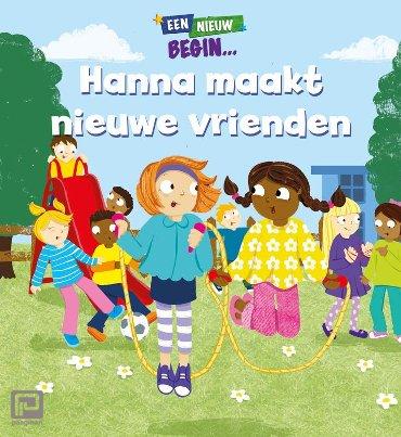 Hanna maakt nieuwe vrienden - Een nieuw begin...